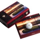 Boîte golf personnalisable