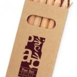 Boîte de 6 petits crayons de couleur- 6 pencils set