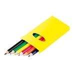 Boîte crayons de couleur personnalisable Pencils set