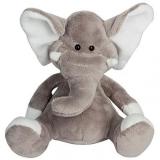Peluche_elephant_gris 18 cm