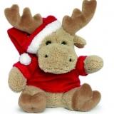 Elan brun de Noël