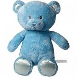 Peluche ours bleu