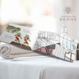 Carnet de coloriage et de jeux pour le Château de Berne