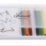 kit coloriage Hotel Fairmont Monaco