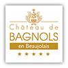 Château de Bagnols *****