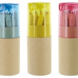 Tube taille crayons - Pencil sharpener