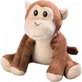 Singe marron et crème - Chocolate and cream monkey