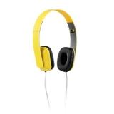 Ecouteurs jaunes