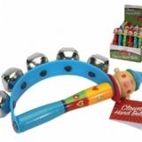 Instrument de musique clown Clown hand bells