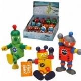 Flexi Robot en bois Flexi Wooden Robot