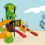 coloriage-camping beausejour