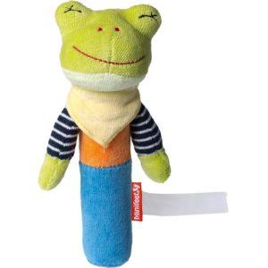 peluche grenouille personnalisable