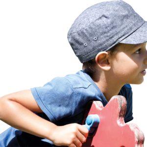 casquette enfants personnalisée