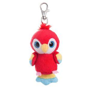 Porte-clés perroquet personnalisable
