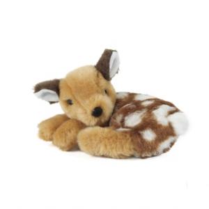Customizable deer plush