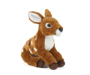 Peluche faon personnalisee