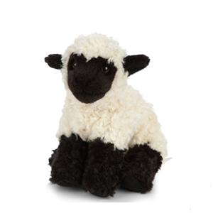 Black sheep plush customizable