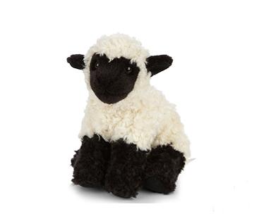 peluche personnalisable mouton noir