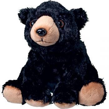 Peluche ours noir