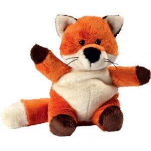 Brown fox plush toys