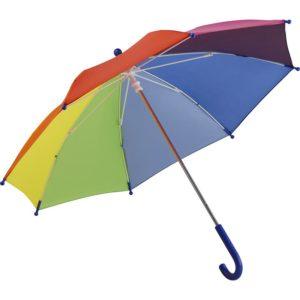parapluie enfant arc en ciel