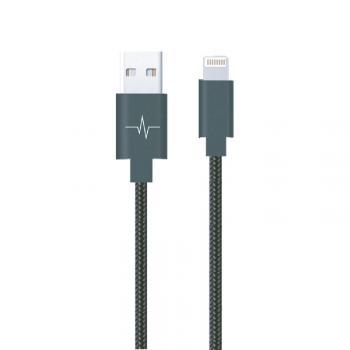 cables smartphone noir