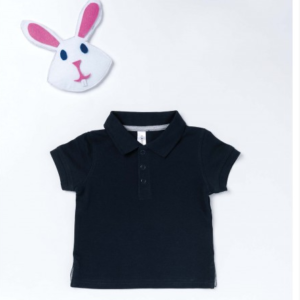 Personalized baby polo shirt
