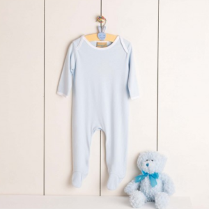 Personalized baby pyjamas