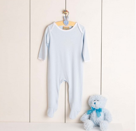Pyjama bebe personnalisé