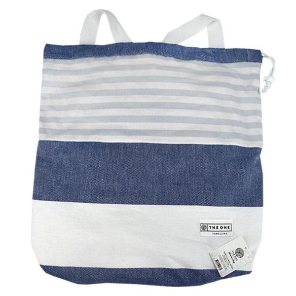 sac et serviette de plage