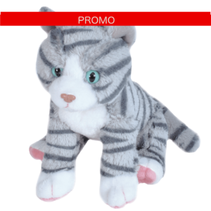Peluche chat promo KidHotel