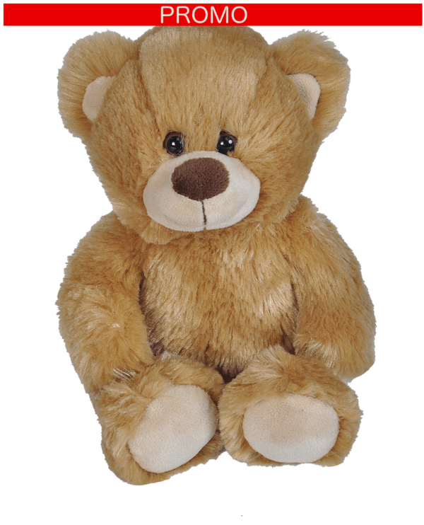 Peluche ours miel promo