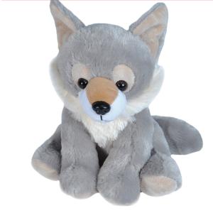 Customizable wolf plush KidHotel