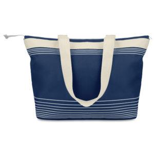 sac de plage rayé