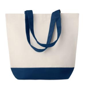 sac de plage bicolore