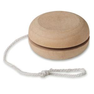 jeu yoyo en bois