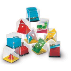 cube jeux de patience