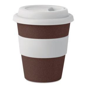 gobelet cosse de café/pp