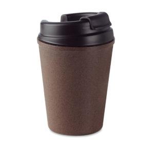 mug en cosse de café