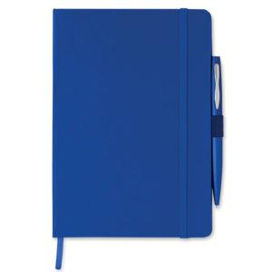 carnet d'écriture avec stylo