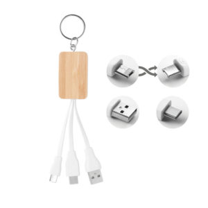 porte clés câble