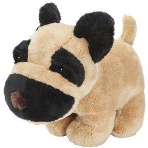 peluche chien personnalisee