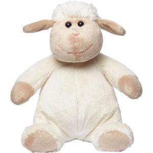 peluche mouton blanc