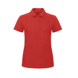Polo femme personnalisable