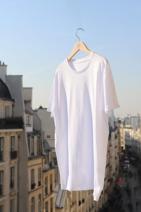 T shirt fabrique en France